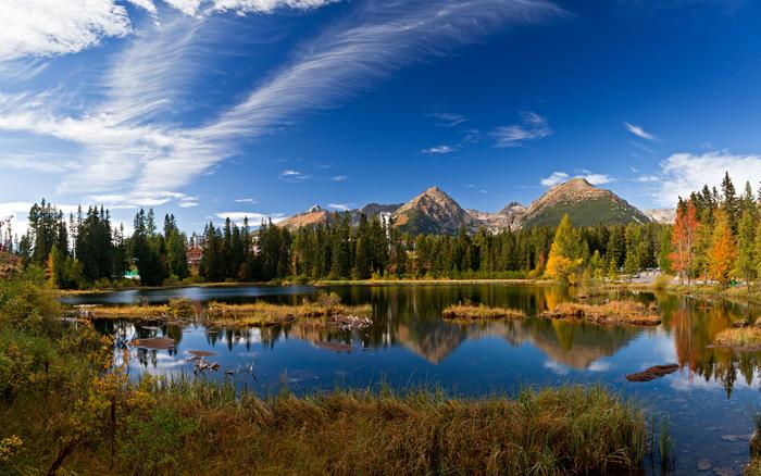 Viajes a Eslovaquia para conocer zonas naturales como los montes Tatras