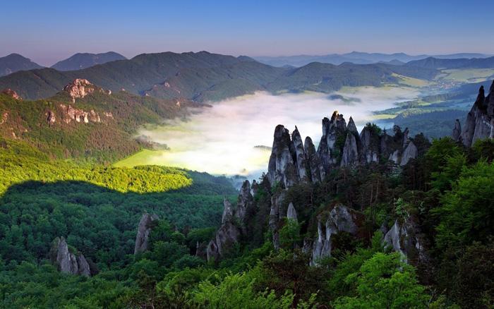Rutas de naturaleza por Eslovaquia