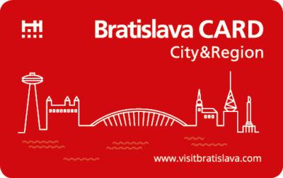 Tarjeta Bratislava Card