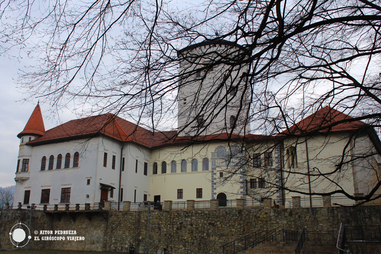 Castillo de Budatin