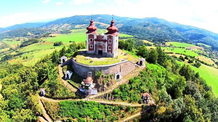 Calvario de Banská Stiavnica