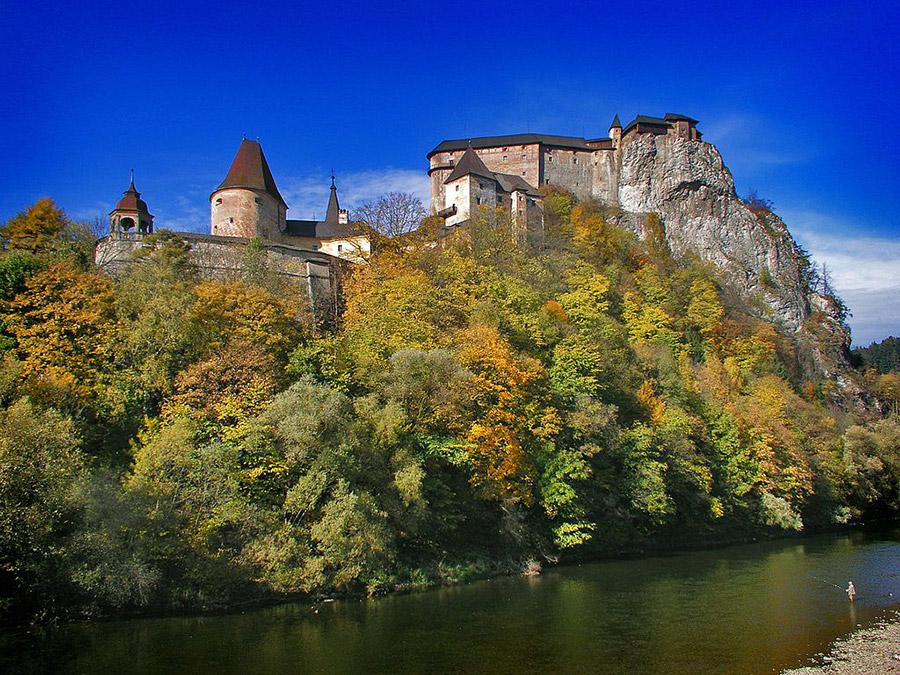 El castillo de Orava