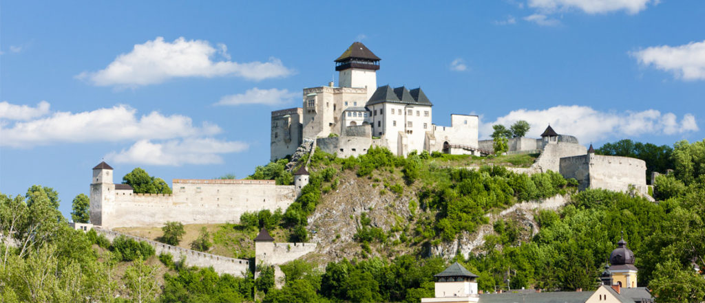 Castillo de Trencin