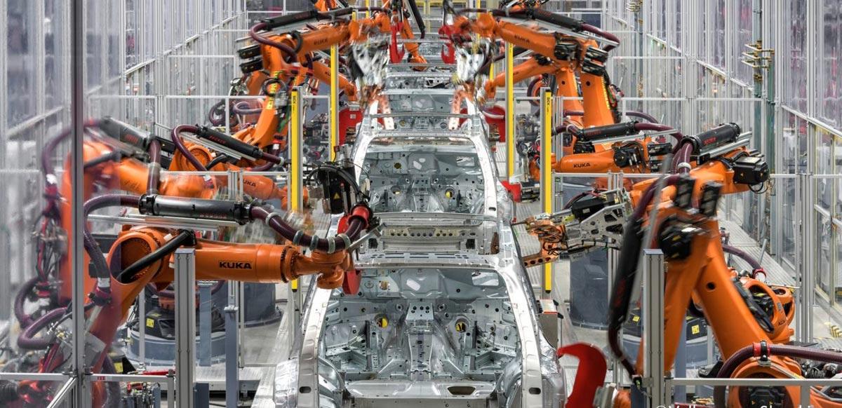 Fábrica de Volkswagen en Eslovaquia